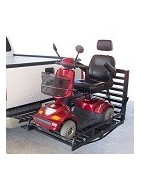 *Wheelchair and power chair carriers*