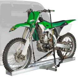 Aluminum motorcycle carrier...