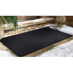 "Heated 40"" x 60"" mat"