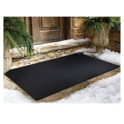 "Heated 30"" x 48"" mat"