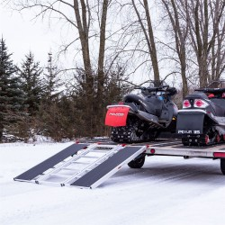 5' snowmobile ramp