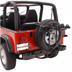 SR1 spare tire rack