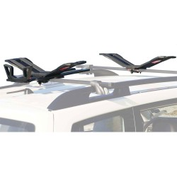 kayak carrier with load assist