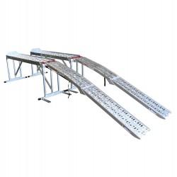 ATV service ramp