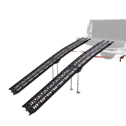 "7'5-1/2"" ramps with support..."