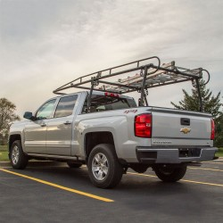 Steel universal pickup rack