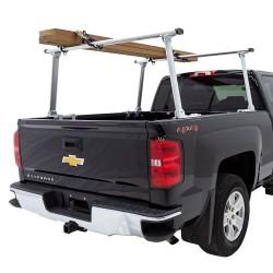 Universal steel truck rack