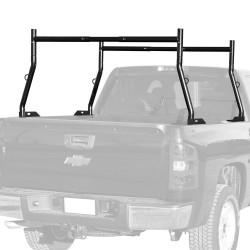 Universal aluminum truck rack