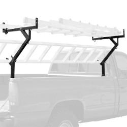 Steel ladder rack