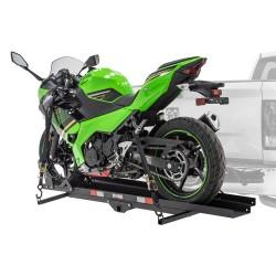 Steel motorcycle carrier
